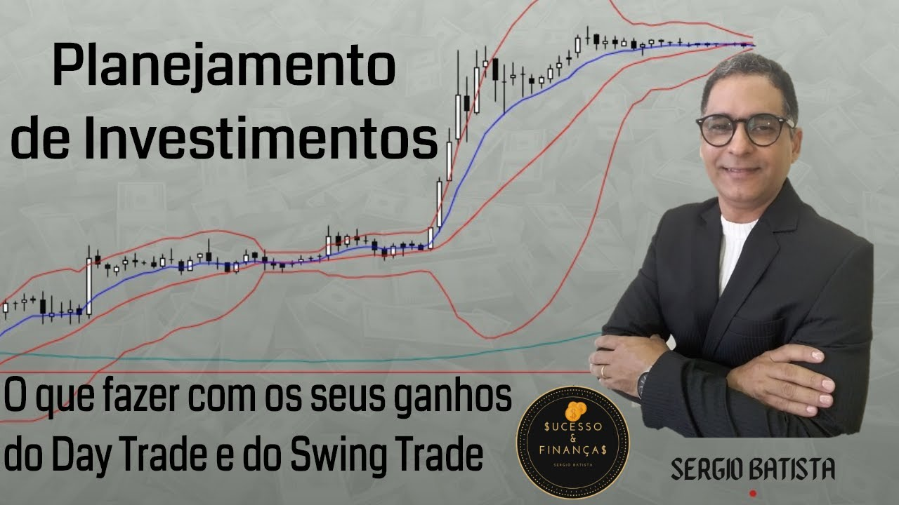 Onde investir os seus ganhos do Day Trade e do Swing Trade