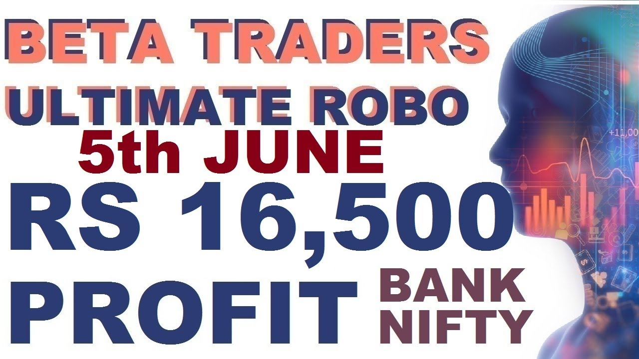 Robo Live Trade Rs 16500 Profit Bank Nifty Share Market in Tamil