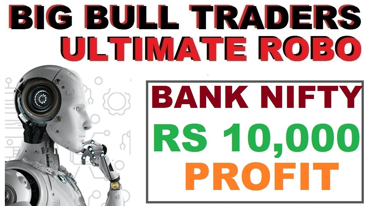 Rs 10040 Profit in Bank NIfty | Robo Trading for Bank Nifty
