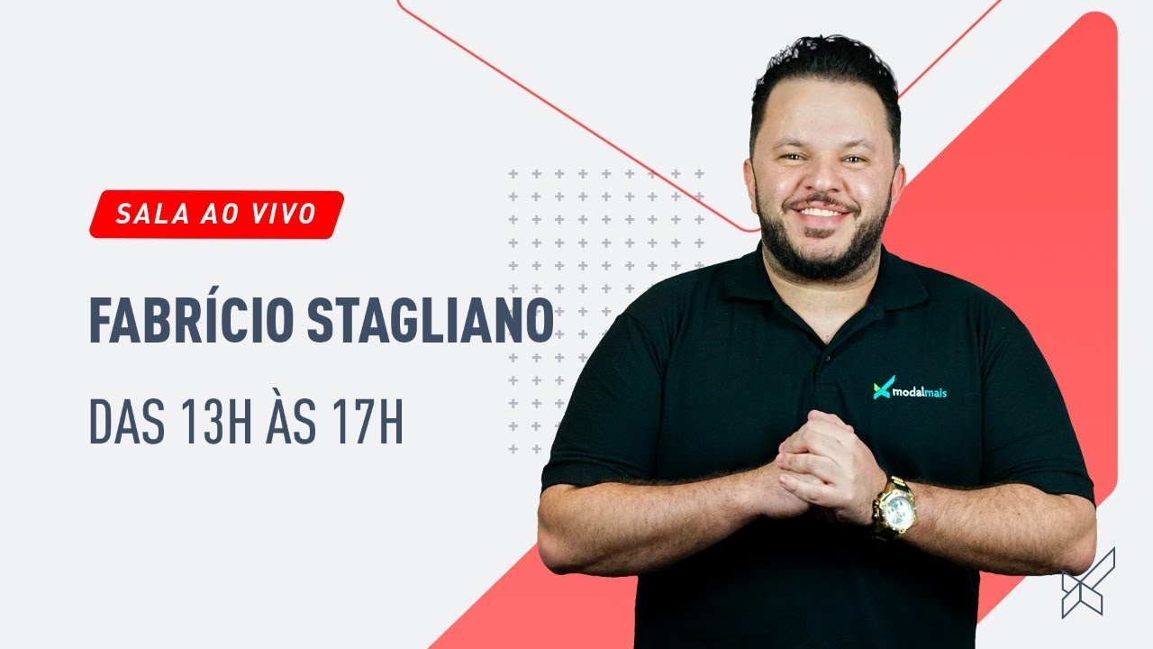 SALA AO VIVO DAY TRADE – FABRICIO STAGLIANO no modalmais 02.06.2020