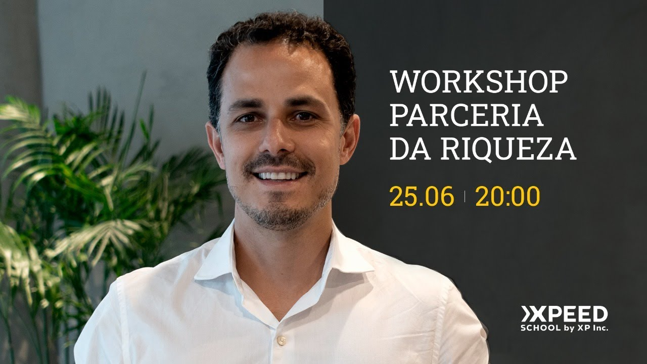 Workshop Exclusivo | Parceria da Riqueza