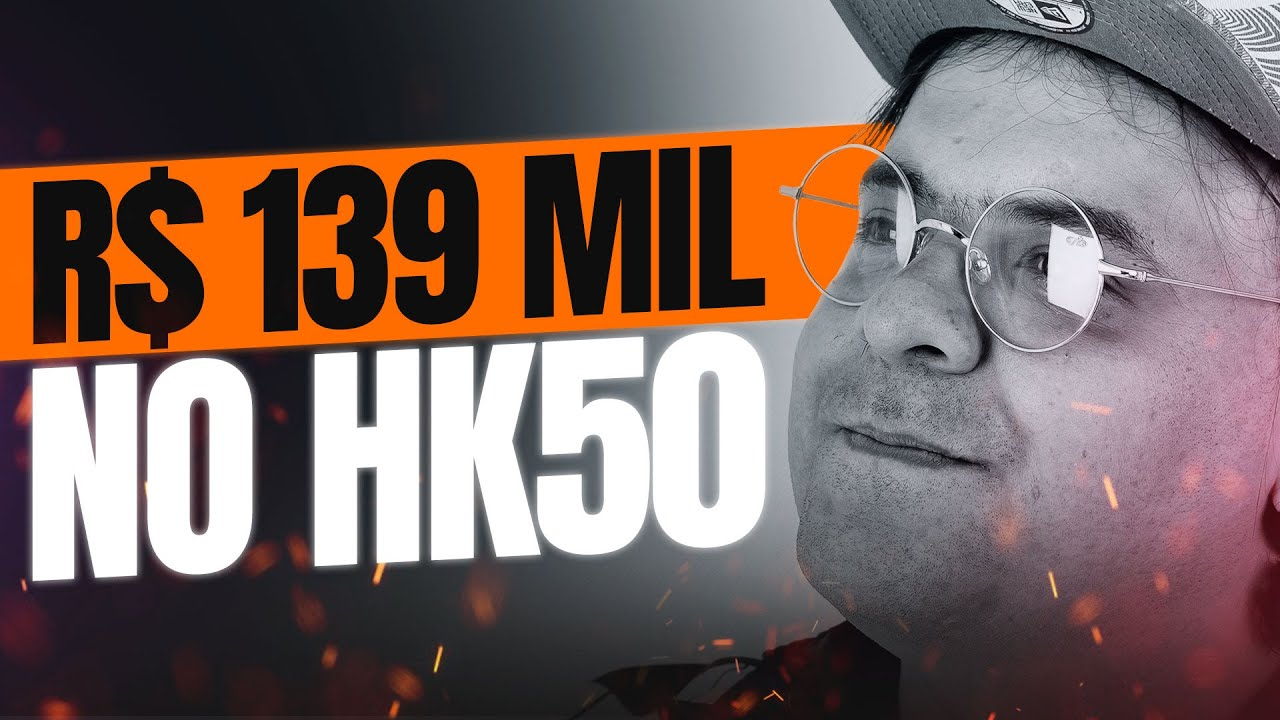 HK50 FATUREI  R$ 139.000,00 NO DAYTRADE