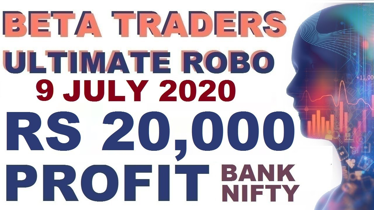 Live Trade Rs 20000 Profit in Bank Nifty in Tamil | Robo Trade New Strategy