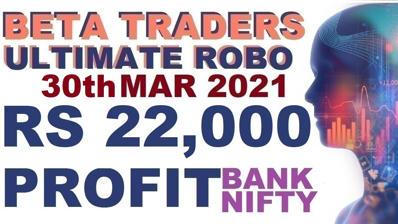 Rs 22,000 Profit Live Trade in Bank NIifty Options   Robo Trade in Tamil