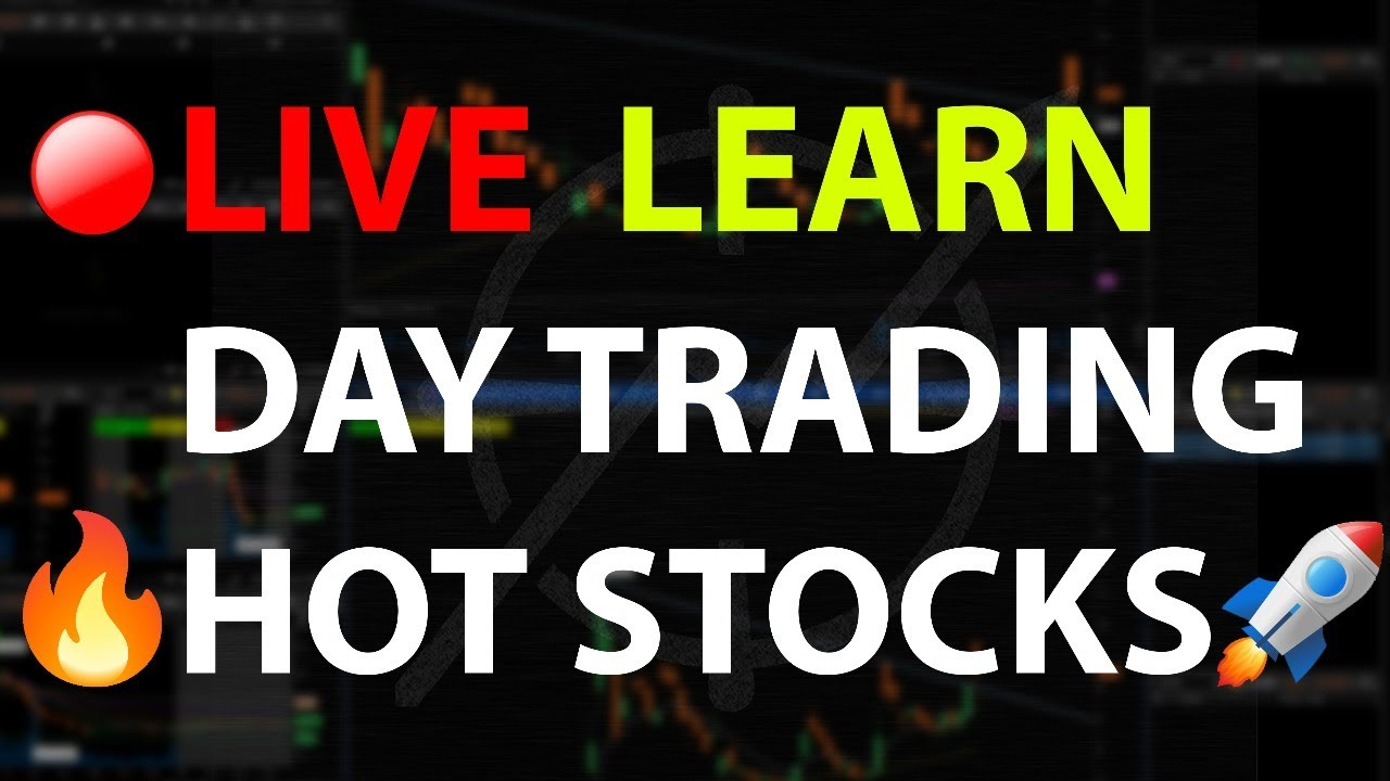 🔴[LIVE] +$61 LEARN TO DAYTRADE 🔥HOT🚀 STOCKS   TECHNICAL ANALYSIS   UPC ACY PFN FTFT UXIN UAVS IDEX