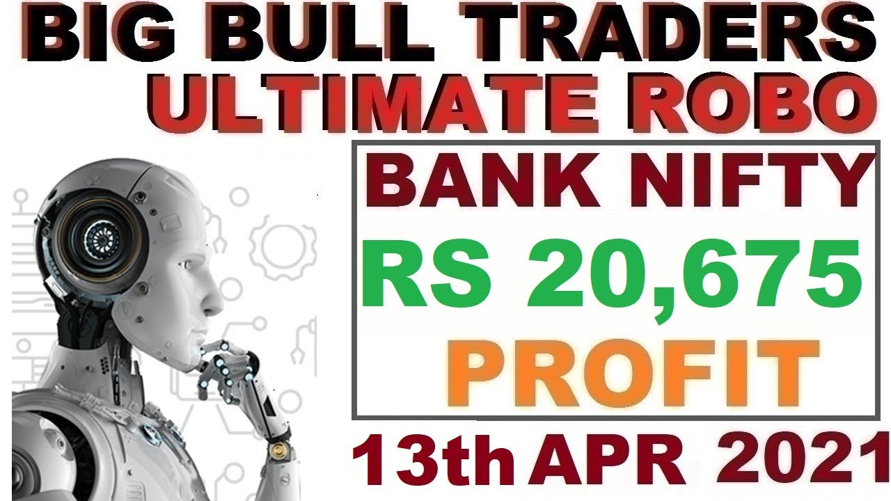 Robo Full Setup | Rs 20,675 Profit Live Trade Bank Nifty Options