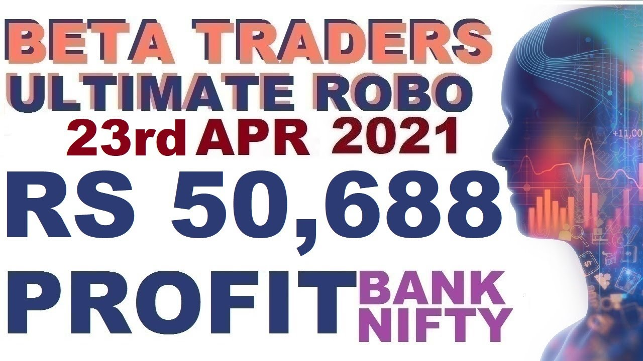 Rs 50,688 Profit Live Trade in Bank Nifty Options | Robo Trade in Tamil
